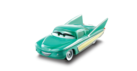 Mattel Cars 3 DC Single - Flo dxv299