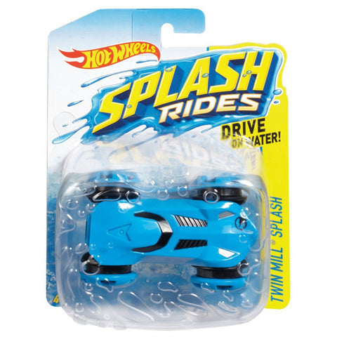 Hotwheels WH City Bath Vehicle - Twin Mill Splash djc502