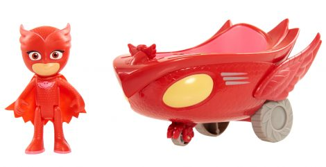 PJ Masks Vehicle - Owl Glider