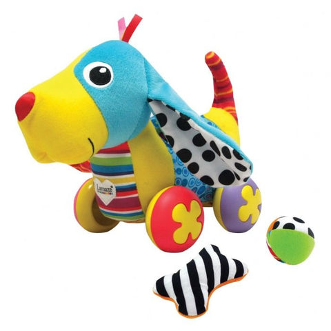 Lamaze Pippin the Push Along Pup lc27239