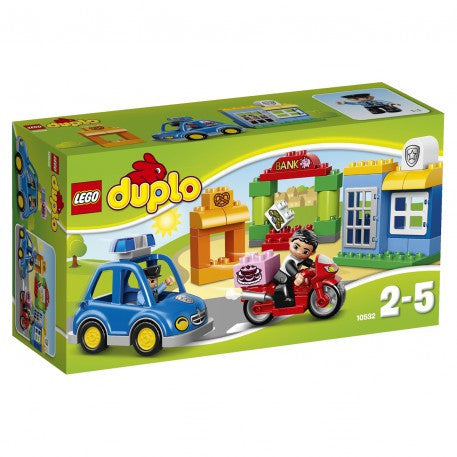 LEGO DUPLO My First Police Set - 10532