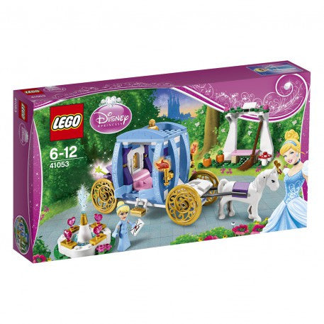 LEGO Disney Princess Cinderella's Dream Carriage - 41053