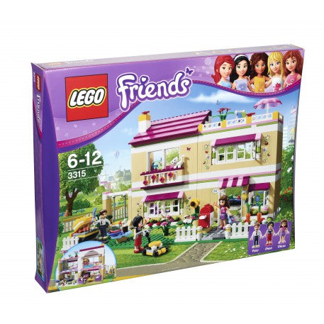 LEGO Friends Olivia's House - 3315
