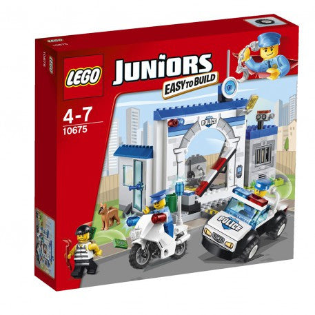 LEGO Juniors Police The Big Escape - 10675