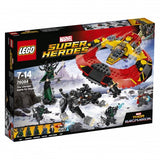 LEGO Super Heroes The Ultimate Battle For Asgard - 76084