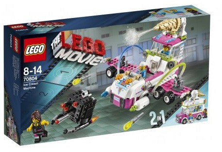 LEGO Movie Ice Cream Machine - 70804