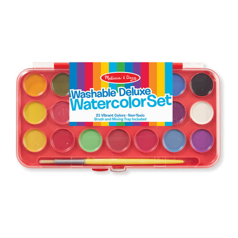 Deluxe Watercolor Set