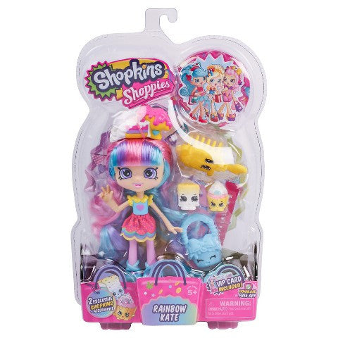 Shopkins Shopkins Shoppies - Rainbow Kate 563423