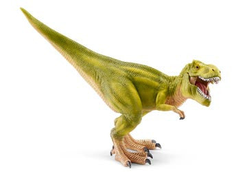 Schleich Tyrannosaurus Rex Walking (Light Green) sc14528mb