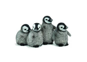 Schleich Emperor Penguin Chicks sc14618