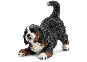 Schleich Bernese Mountain Dog Puppy sc16398