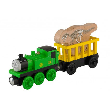 Thomas and Friends Oliver's Fossil Freight bdg21-0