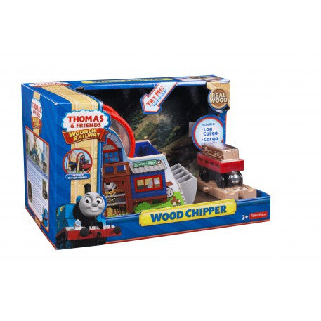 Thomas and Friends Wood Chipper y4094