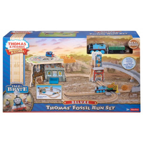 Thomas and Friends Thomas' Fossil Run Set bdg61m