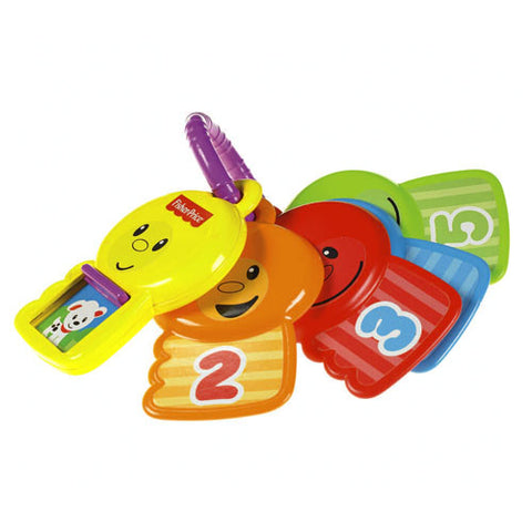Fisher Price Count & Explore Keys y4294