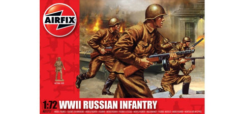 Airfix WWII Russian Infantry 201717