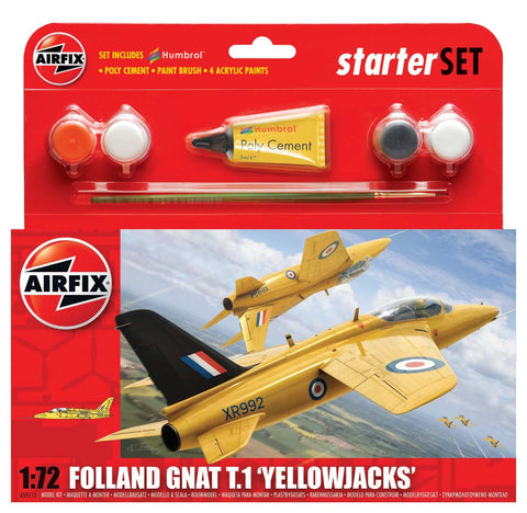 Airfix Yellow Jacks 255112