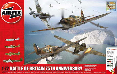 Airfix Battle of Britain 75th Anniversary Gift Set 1:72 250173