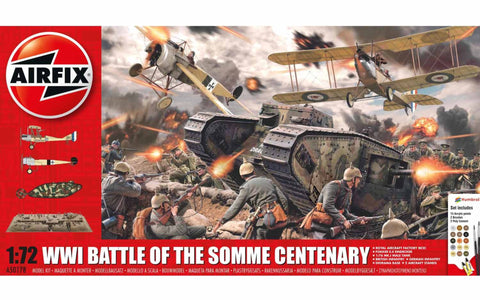 WWI Battle Of Somme Centenary