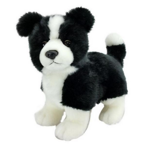 Mac Boarder Collie Standing 25cm