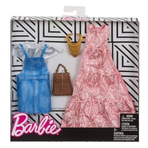 Barbie Fashion 2 Pack (Assorted)