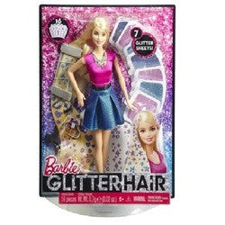 Barbie Barbie Glitter Hair Doll clg18