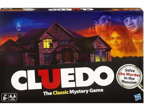 Hasbro Cluedo The Classic Mystery Game 38712hb