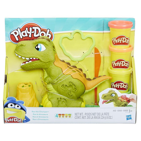 Play Doh Rex The Chomper