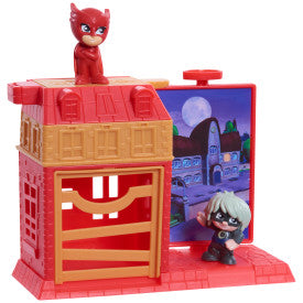 PJ Masks Trap & Escape-Owlette & Luna Girl