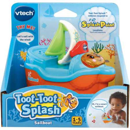 VTECH Toot-Toot Splash - Sailboat h2454035