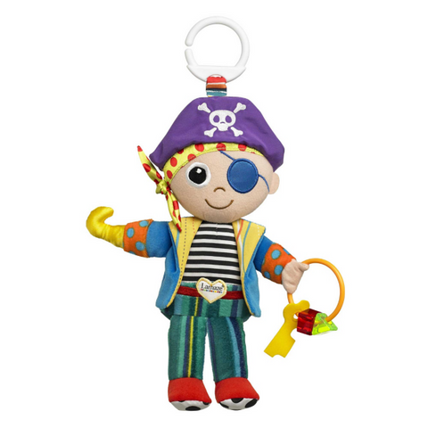Lamaze Yo Ho Horace Pirate lc27562