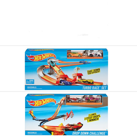 Hot Wheels 3 in 1 Race Rally Assorted