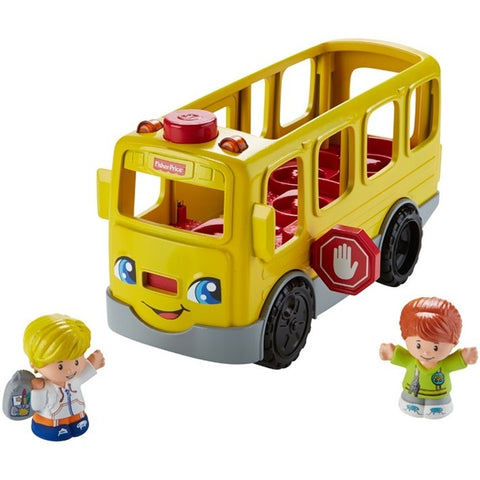 Little People Large Vehicle - School Bus