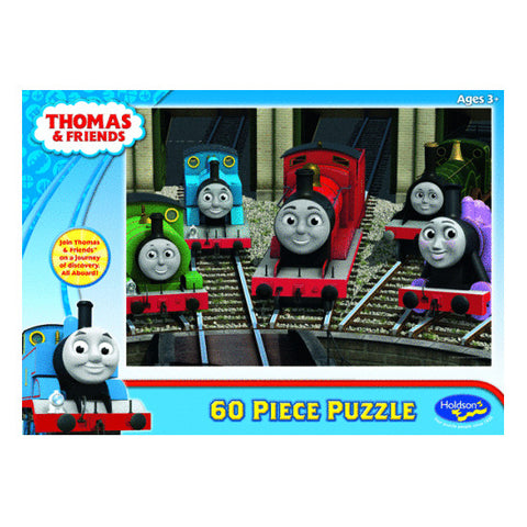 Thomas and Friends Thomas and Friends - 60 Piece Puzzle 91821