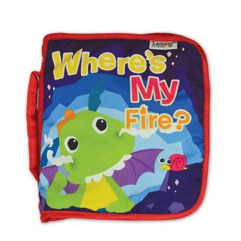 Wheres My Fire Book