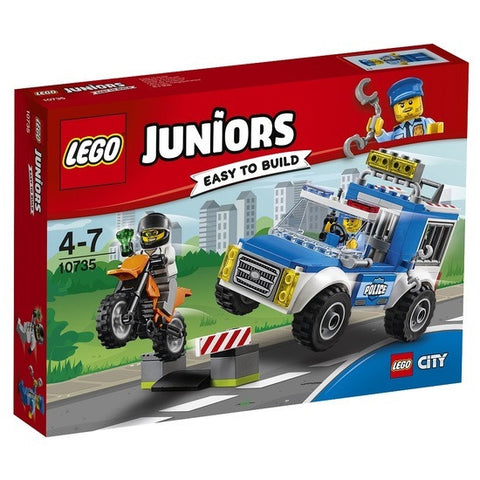 LEGO Juniors Police Truck Chase - 10735