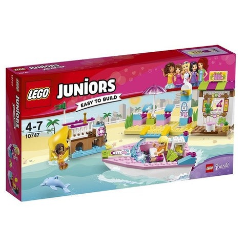 LEGO Juniors Andrea & Stephanie's Beach Holiday - 10747