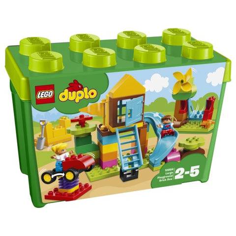 Large Playground Brick Box - 10864