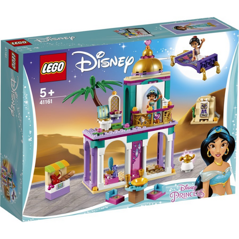 Aladdin and Jasmine's Palace Adventures - 41161