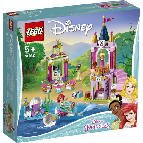 Ariel,  Aurora and Tiana's Royal Celebration - 41162