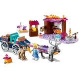 Elsa's Wagon Adventure - 41166