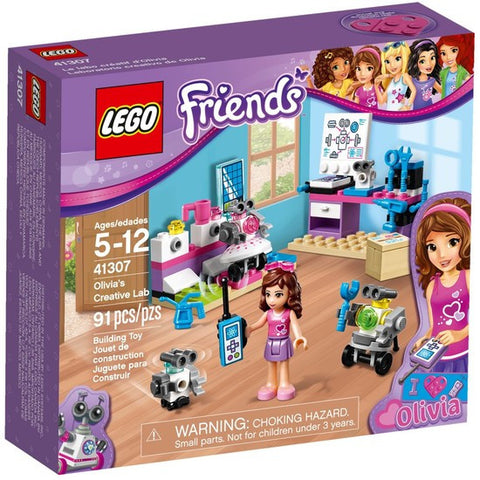 LEGO Friends Olivia's Creative Lab - 41307
