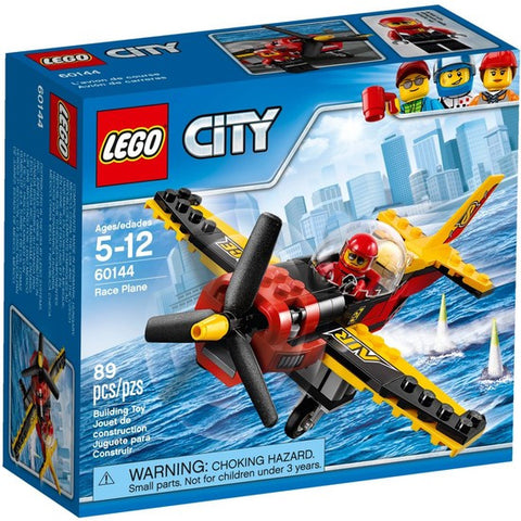 LEGO City Race Plane - 60144
