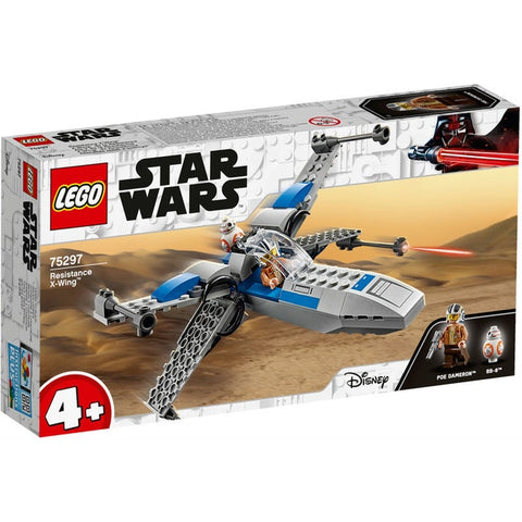 Resistance X-Wing -75297