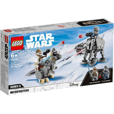AT-AT vs Tauntaun Microfighters - 75298