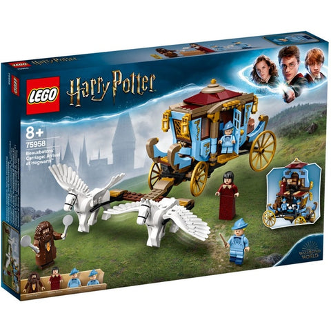 Beauxbatons Carriage  Arrival at Hogwarts -75958