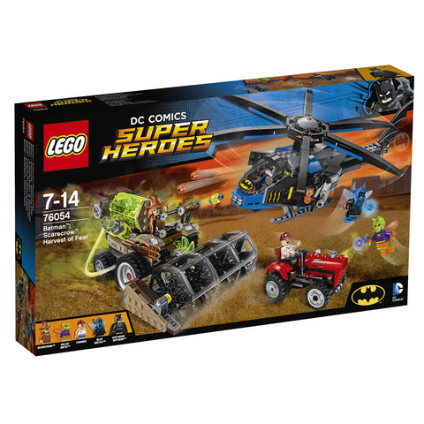 LEGO Super Heroes Batman: Scarecrow Harvest of Fear - 76054
