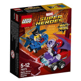 LEGO Super Heroes Mighty Micros Wolverine vs Magneto - 76073