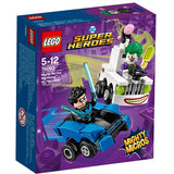 Mighty Micros Nightwing vs The Joker - 76093