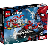 Spider-Man Bike Rescue - 76113
